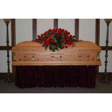 Casket (roses) Spray